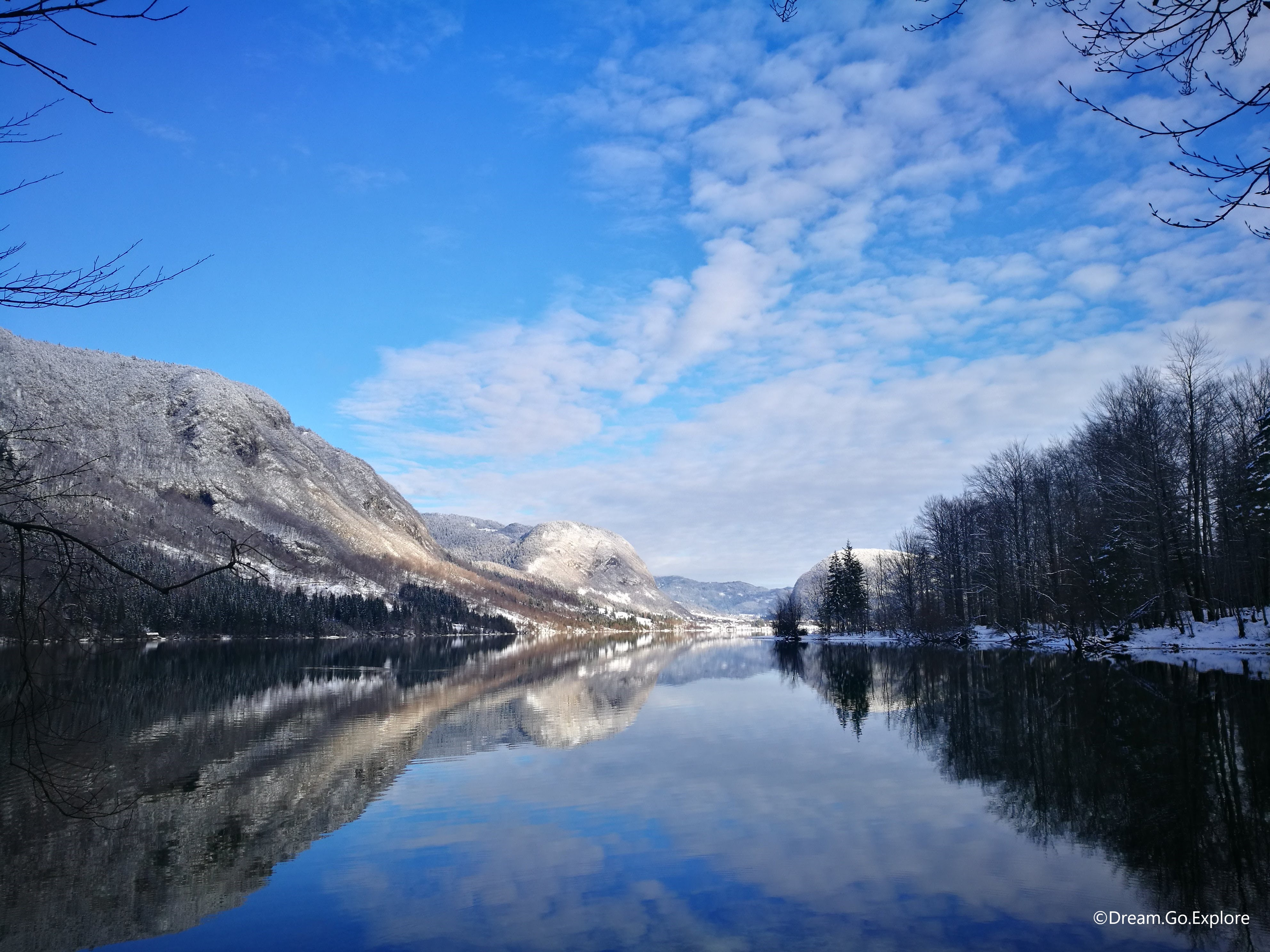 Lake Bled & Lake Bohinj (Slovenia) – Bleder See & Bohinj See (Slowenien)