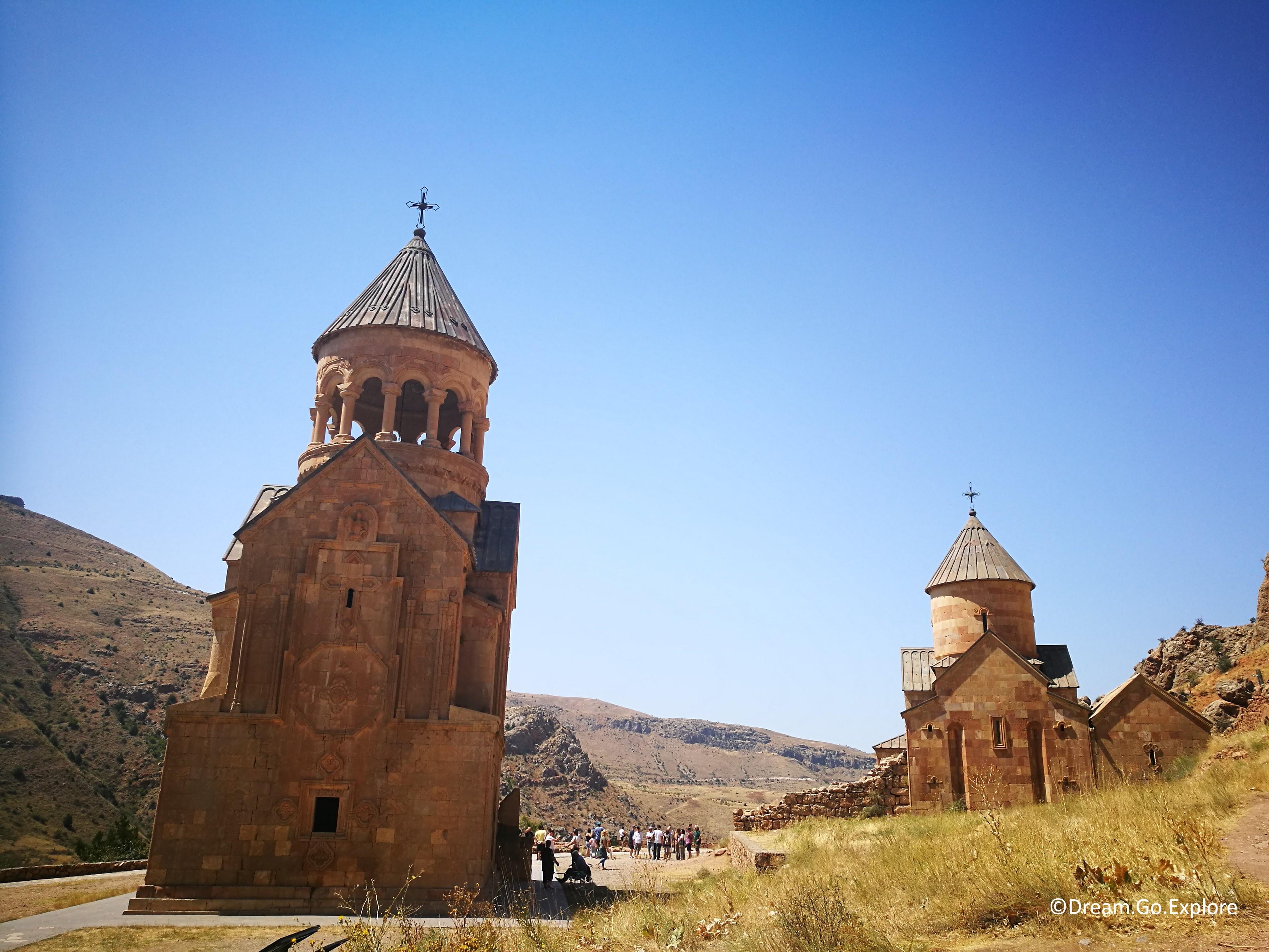 Noravankh Monastery (Armenia) – Kloster Noravankh (Armenien)