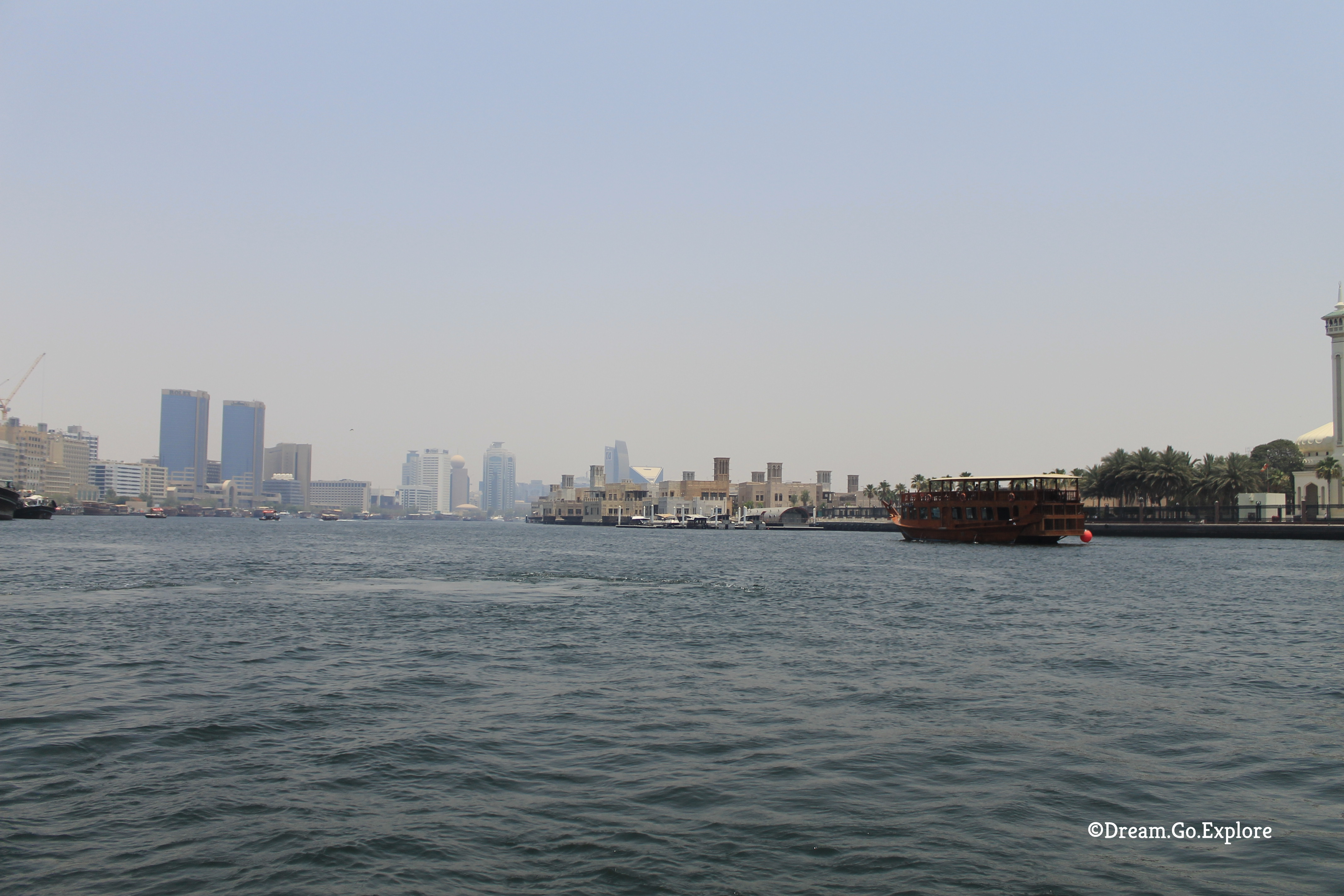 A visit to old Dubai (United Arab Emirates – Dubai) – Eine Reise ins alte Dubai (Vereinigte Arabische Emirate – Dubai)