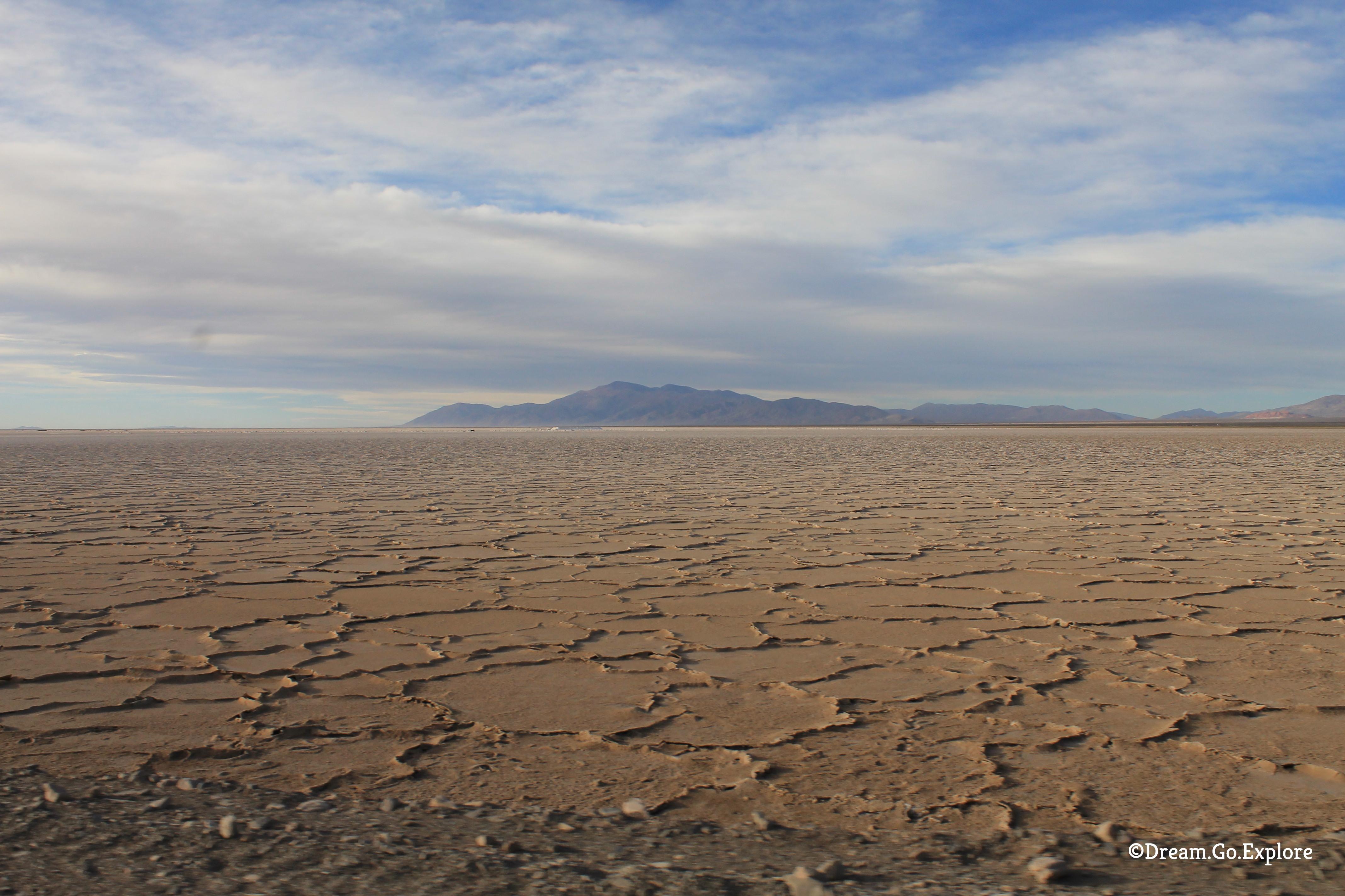 The Salinas Grandes del Noroeste (Argentina) – Die Salinas Grandes del Noroeste (Argentinien)